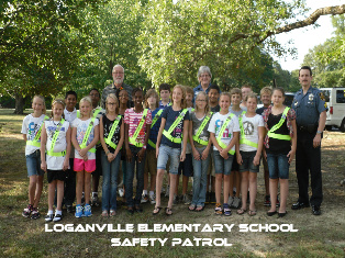 Loganville Elementary Safety Patrol